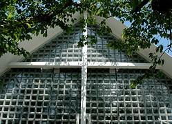 神戸新生バブテスト教会(鉄の教会)