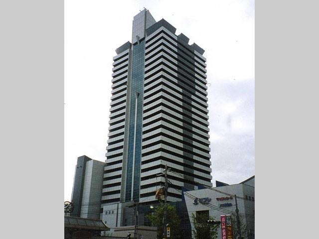 新長田駅前再開発ビル