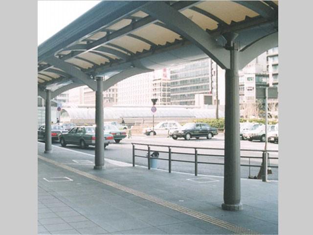 京都駅北口広場整備工事